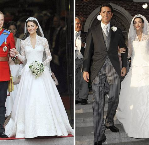 royal wedding kate middletons brautkleid alles nur