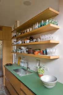 kitchen wall shelf ideas open shelving ideas for the kitchen live creatively inspired