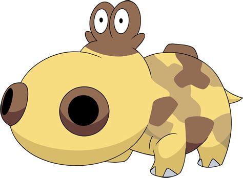 Hippopotas - The Pokémon Wiki