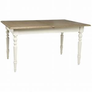 table salle a manger avec rallonge integree 9 table With table salle a manger avec rallonge intégrée