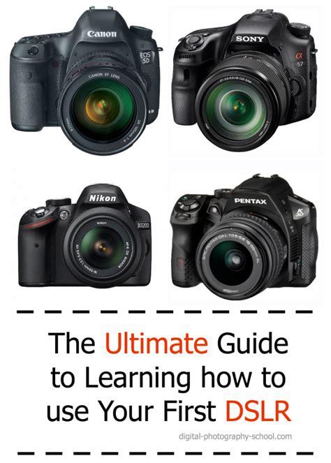 Learn To Use A Dslr Camera Videofilmworkshopcom