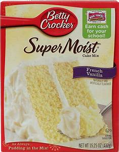 Groceries-Express.com Product Infomation for Betty Crocker ...