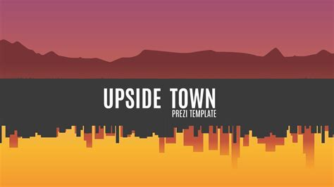 upside town prezi   background image   dark