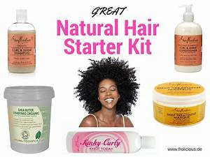 Great Natural Hair Starter Kit For Hair Growth