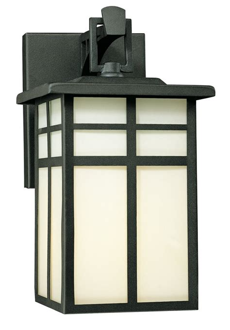 lighting sl91047 mission collection 1 light outdoor