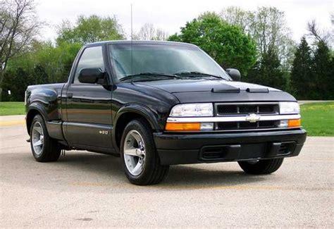 Blackzq8stepside 2001 Chevrolet S10 Regular Cab Specs