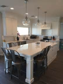 Table Kitchen Island 25 Best Ideas About Island Table On Kitchen Booth Seating Kitchen Island Table And
