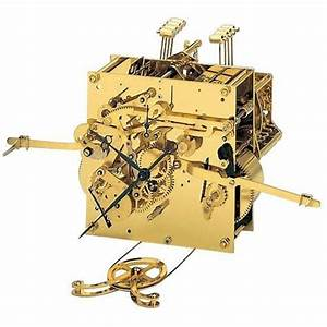 Kieninger Clock Movement Rws23 With Westminster Chime