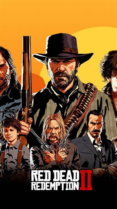 Redemption Dead Characters Wallpapers 4k Iphone Games