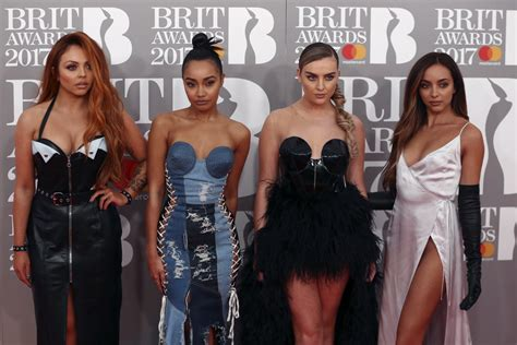 Little Mix sets hearts racing as they get wet and wild in ...