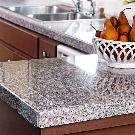 Granite Tile Countertop by Granite Tile
