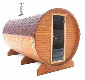Vordach 300 X 200 : fasssauna bausatz verwirklichen sie sich einen traum die sauna ist mit holzofen oder ~ Sanjose-hotels-ca.com Haus und Dekorationen