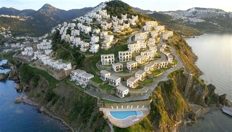 Villas for Sale in Bodrum with Private Beach