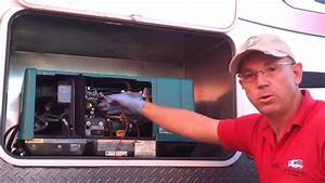 All Seasons Mobile Rv Repair  Onan 4000 Generator Will Not