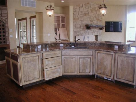 kitchen cabinet wax pickled finish kitchen cabinets kitchen design ideas 2846