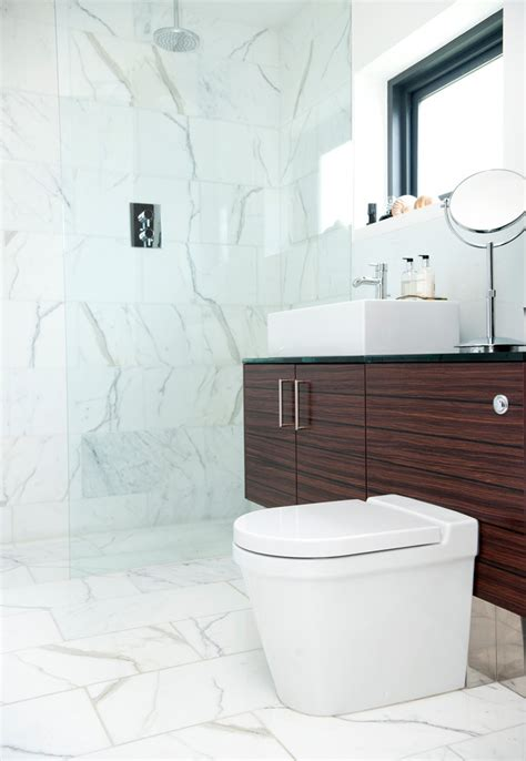Modern Marble Bathroom by Fabulous Marble Bathrooms To Be Awestruck By