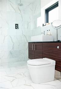 marble tile bathroom Fabulous Carrera Marble Bathrooms to be Awestruck By ...