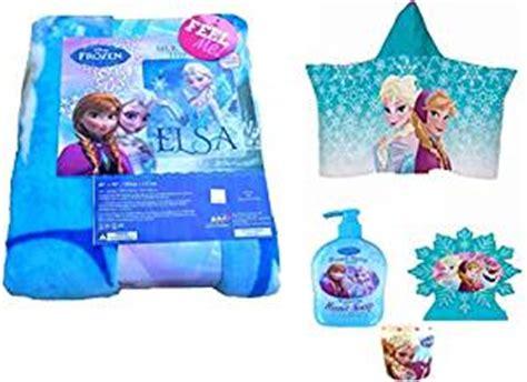 amazon com disney frozen ultimate 4 piece bathroom