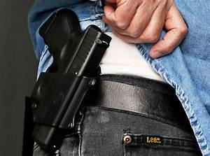 Bu Study  States With Tighter Laws On Concealed Carry Have