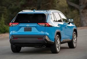 Owners Manual Toyota Rav4 2019