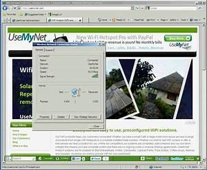 Create A Hotspot - Wi-fi Hotspot System Demo