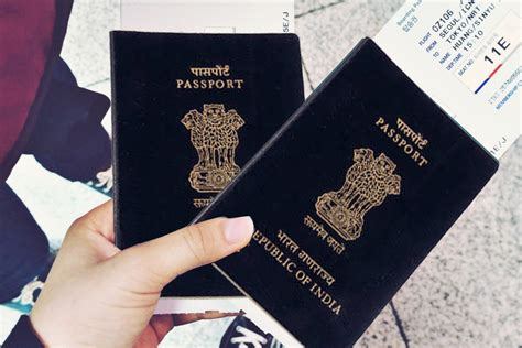 What Are The Different Types Of Passport In