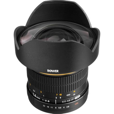 wide angle digital bower 14mm f 2 8 ultra wide angle manual focus lens