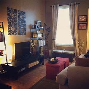 Low budget doesnt mean low style modern living room for Interior design ideas for living rooms on a budget