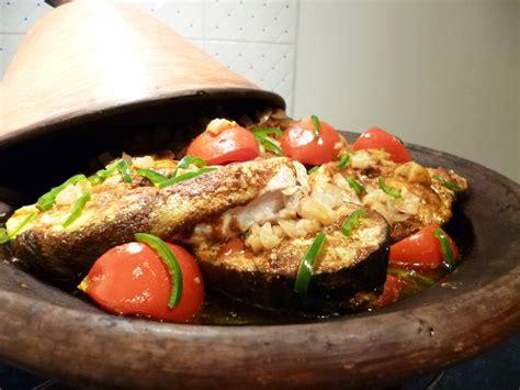 cuisiner avec un grand chef tajine de poisson la recette facile par toqués 2 cuisine