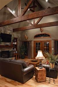 Traditional home design pictures remodel decor and for Interior paint colors for rustic homes