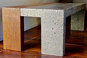 Polished Concrete Benchtops and Furniture Adelaide