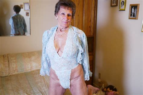 Granny Shirley Andrews has slept with  more than       men   Daily Star