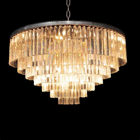 Odeon Chandelier by Timothy Oulton Odeon Chandelier 7 Ring