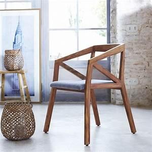 Un Dossier De Chaise : 17 id es d co de chaises en bois esprit scandinave ~ Premium-room.com Idées de Décoration