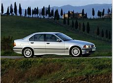 BMW 3 Series Sedan E36 specs & photos 1991, 1992, 1993