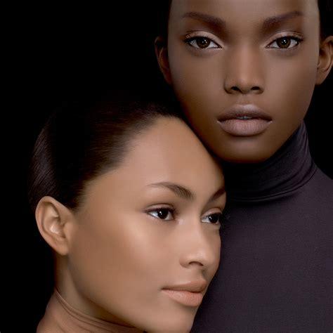 choisir sa cuisine peaux noires et métissées le travail du teint chez