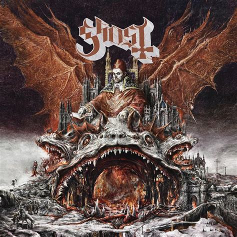 """Ghost Announce New Album, Prequelle, Share """"rats"""" Video Watch  Consequence Of Sound"""