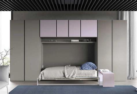 armadio a letto armadio a ponte con letto abbattibile dynamic up 12