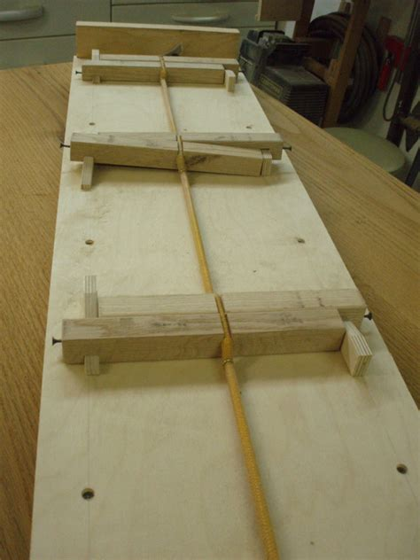 planer sled  warped wide boards finewoodworking