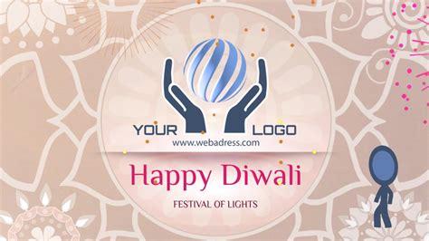 diwali wishes card fast   videohive