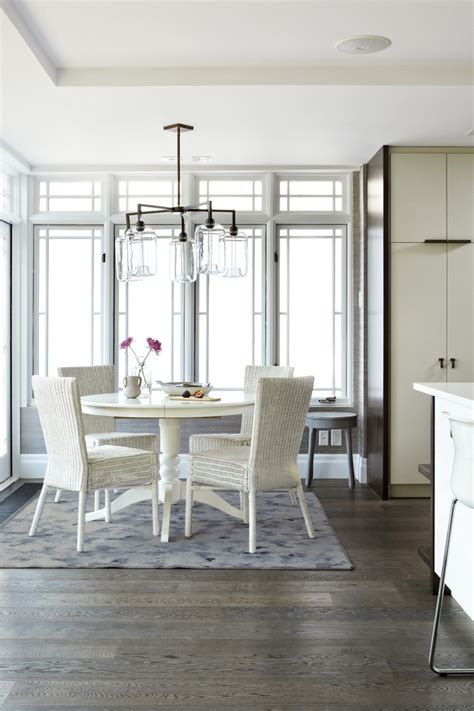 elegant wide plank flooring technique toronto contemporary kitchen inspiration with area rug