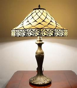 lucia 16inch tiffany table lamp With lucia tiffany floor lamp