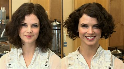 great hairstyle   oval   face shape