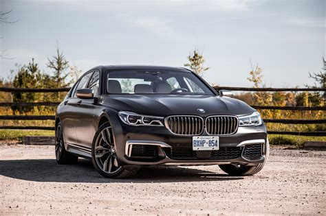 bmw leasing aktion 2018 review 2018 bmw m760li xdrive canadian auto review