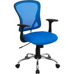 flash furniture mesh desk chair with chrome base multiple