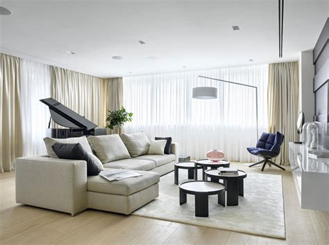Room Decor Ideas For Apartments by Room Ideas Luxury Apartment Design By Alexandra Fedorova
