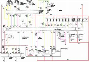 Ford Mustang Radio Wire Diagram Of 94 41272 Verdetellus It