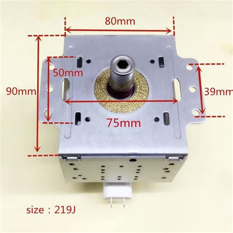 practical household microwave oven magnetron mj