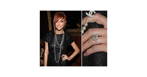 ashlee simpson celebrity engagement ring pictures