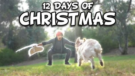 Markiplier's 12 Days Of Christmas Youtube